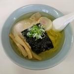 王将ラーメン - 塩ラーメン(580円)