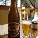小芝 - ビールはキリンラガー大瓶・お通し無し