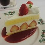 六花亭 - シュートケーキ