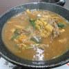 三高餅老舗 - 料理写真:揚げ入り肉カレー中華