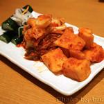 焼肉 山水 - キムチ