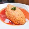 津々井 - 料理写真:トロトロオムライス