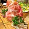 ティスカリ - メニュー写真:前菜一番人気!小高い丘プロシュートの丘!武蔵小山や西小山 大岡山には負けません。モルタデッラも手造り!レバームースは絶品。コッパロマーナやプロシュートコッタなど 一味も二味も格上です!
