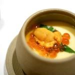75608236 - いくら・ウニ・ズワイ蟹の茶碗蒸し