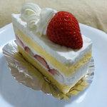 アルルカン - 長方形のショートケーキ