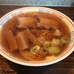 二丁目食堂 - 料理写真:中華そば