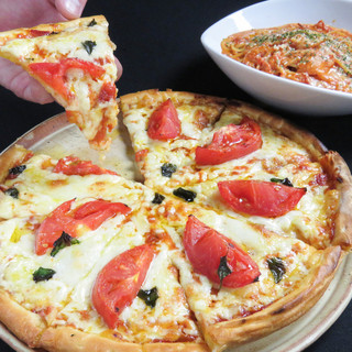 ◇パスタ・リゾット・ピザ◇絶品イタリアンを召し上がれ♪