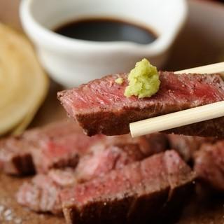 """品のある味わいと食感が絶品。神戸牛の""""ほんまの旨さ""""をご提供"""