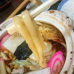 丸幸 - 料理写真:スペシャル鍋焼き900円+ライス200円