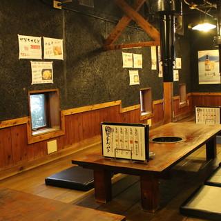 アンティークモダンで隠れ家的な古民家焼肉店。