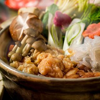 【予約必須】当店自慢の地鶏コース料理2500円