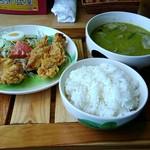 熱帯食堂 - グリーンカレー