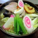 い志い食堂 - 料理写真:五目ソバ!