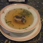 牛王 - テールスープ