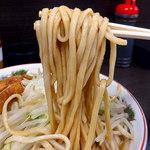 75620357 - 小ラーメン・ニンニク(700円)
