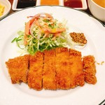 欧風食堂Kaede - ポークカツレツ