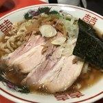 太平楽 - 料理写真:ラーメン 小