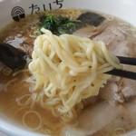 たいち - 麺