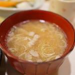 とん太 - 豚汁