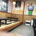 蕎麦処 三喜 - 店内