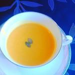 ヴァンテアン - 南瓜のスープ