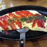 げん気 - チーズオムレツ