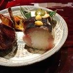 Shokuzen Abe - 鯖鮨