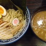 麺屋 武士道 - 特製魚介つけ麺