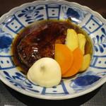 龍馬街道 - 照りマヨハンバーグ定食