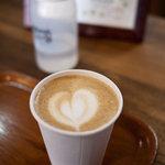 コーヒー屋ポンポン - ドリンク写真:コーヒー屋ポンポン ウェルカムドリンク