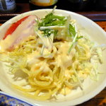 京田村 - スパゲティサラダ