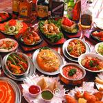 MT.EVEREST ~インドネパール料理レストラン~ - 窯で焼くナンやタンドリーなど絶品が味わえる「食べ飲み放題」