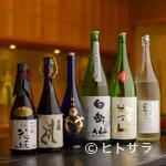 一燈 - 地元の酒蔵から直接入荷する、豊富な日本酒を取り揃え