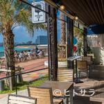 ピッツエリア バール アリッチャ - 沖縄の風を感じながら楽しむ食事
