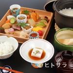 壱 - 予約限定で料理人が手間暇かけて作る贅沢なランチを楽しめる