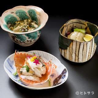 中京食文化圏の超一級食材で織りなす、新たな「名古屋料理」