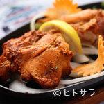 MT.EVEREST ~インドネパール料理レストラン~ - タンドリーチキン(2P)