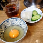 なんどき屋 - 卵   50円
