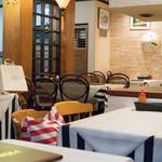 ベトナムレストラン ノンラー - 2017.10 テーブル席