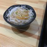 浜めし 海鮮 ふぃっしゅ - サラダ