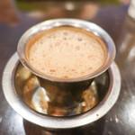 ダバ インディア - ドリンク写真:チャイ