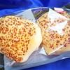 ローソン - 料理写真:おにぎりランチ399円 チーズをのせたハム&マヨパン110円