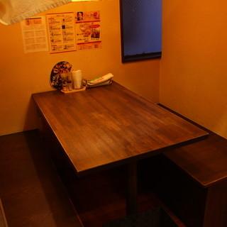 ◇全25席◇半個室席が充実した店内で、ゆったりとお食事を