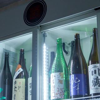 月曜日と土曜日限定♬日本酒飲み放題‼
