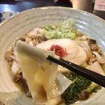 食彩遊膳 まる梅 - 帯麺アップ
