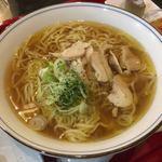 食彩遊膳 まる梅 - 肉中華アップ