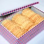 マモン エ フィーユ - 料理写真:フレンチビスキュイ プレーン 缶