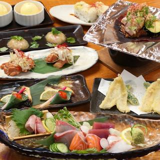 Foodsbar栞屋の一押しコース!!