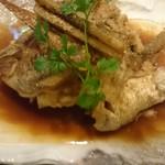 座頭市 - 鯛のあら煮