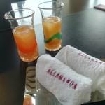ホテルアラマンダ小浜島 - ドリンク写真: